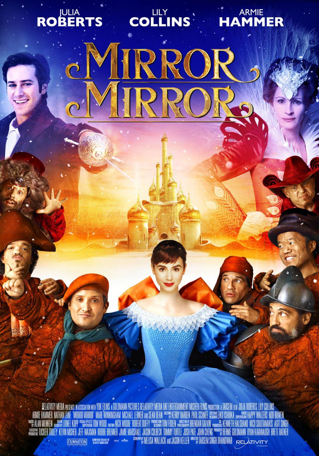 Mirror On The Wall Who Is Snow White After All Movie